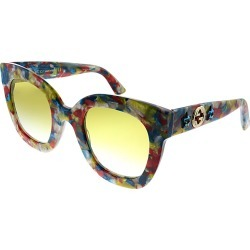 Gucci Women's GG0208S 49mm Sunglasses found on Bargain Bro India from Gilt City for $199.99