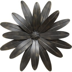 Stratton Home Decor Industrial Flower Wall Decor found on Bargain Bro India from Gilt for $29.99