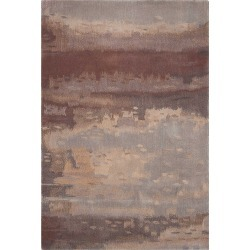 Calvin Klein Home Luster Wash Hand-Made Wool Rug found on Bargain Bro India from Gilt for $359.99