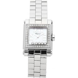 Chopard Women's Stainless Steel Diamond Watch found on MODAPINS from Gilt for USD $4479.00