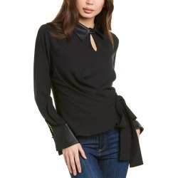 Gracia Side Tie Top