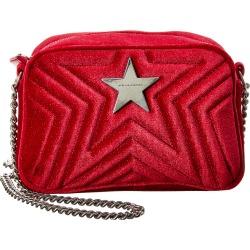 Stella McCartney Stella Star Velvet Camera Bag found on Bargain Bro India from Gilt City for $549.99