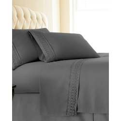 South Shore Linens  Vintage Crochet Sheet Set found on Bargain Bro Philippines from Gilt City for $19.99