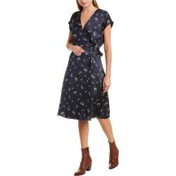 Joie Bethwyn B Silk Wrap Dress found on Bargain Bro India from Gilt for $69.99