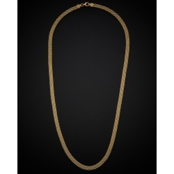 14K Italian Gold Necklace found on Bargain Bro Philippines from Gilt for $799.99