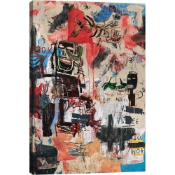 iCanvas Crazy Crazy by PinkPankPunk Wall Art found on Bargain Bro Philippines from Ruelala for $79.99