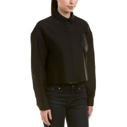 Moncler Silk-Lined Jacket found on Bargain Bro India from Ruelala for $749.99