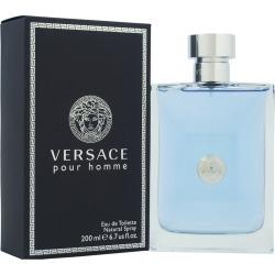 Versace Men's 6.7oz Pour Homme Eau de Toilette Spray found on Bargain Bro India from Gilt City for $69.99