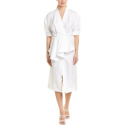 Acler Houston Wrap Dress found on MODAPINS from Ruelala for USD $119.99