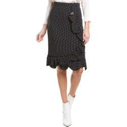 Rebecca Taylor Dot Ruffle Skirt found on Bargain Bro India from Ruelala for $75.00