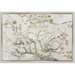 Oliver Gal Van Gogh in Gold Blossoms Inspiration Light found on Bargain Bro Philippines from Ruelala for $329.99