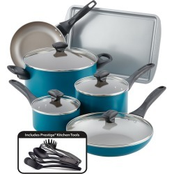 Farberware Nonstick 15pc Cookware Set