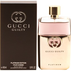 Gucci Men's Guilty For 3oz Eau de Toilette found on MODAPINS from Gilt City for USD $69.99