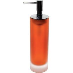 Nameeks Free Standing Orange Soap Dispenser