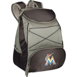 Miami Marlins PTX Backpack Cooler