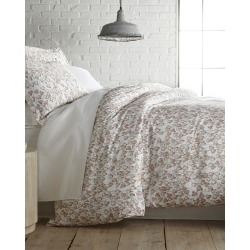 Southshore Linens Forevermore Cotton Duvet Cover and Sham Set