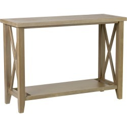 East at Main Meaghan Console Table found on Bargain Bro Philippines from Ruelala for $249.99