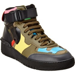 Valentino Leather Sneaker found on Bargain Bro Philippines from Gilt for $575.99