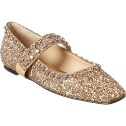 Jimmy Choo Minette Glitter Flat found on MODAPINS from Ruelala for USD $699.99