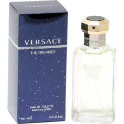 Versace Men's 3.4oz Dreamer Eau de Toilette Spray found on Bargain Bro India from Ruelala for $37.99