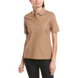 Burberry Monogram Motif Pique Polo Shirt found on Bargain Bro Philippines from Gilt City for $199.99