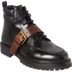 Valentino Leather Boot found on Bargain Bro India from Gilt for $449.99