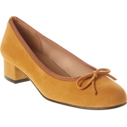 French Sole Elda Suede Pump