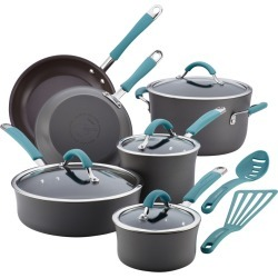 Rachael Ray Cucina 12pc Cookware Set