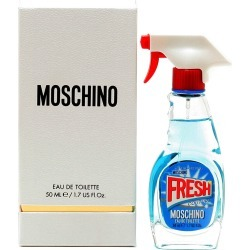 Moschino Women's Fresh Couture 1.7oz Eau de Toilette found on Bargain Bro Philippines from Gilt for $29.99