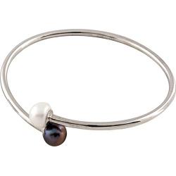 Splendid Pearls Silver 9-9.5mm Freshwater Pearl Bracelet found on Bargain Bro India from Ruelala for $39.99