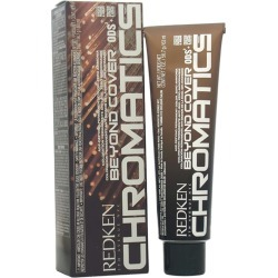 Redken Unisex 2oz #4BR Brown/Red Chromatics Beyond Cover Hair Color