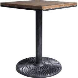 Armen Living Talia Industrial Table