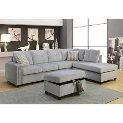 ACME Belville Sectional Sofa