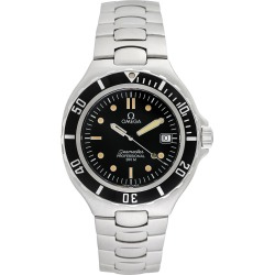 Omega 1990s Men's Seamaster Watch found on MODAPINS from Ruelala for USD $1219.00
