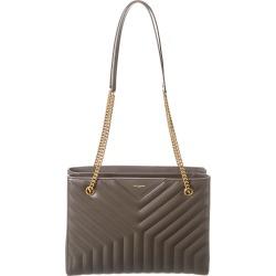 Saint Laurent Joan Leather Shoulder Bag found on Bargain Bro Philippines from Gilt for $1979.99