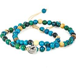 Dell Arte Gemstone Wrap Bracelet found on Bargain Bro India from Gilt for $35.99