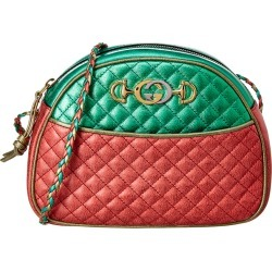 3267e2844791 Gucci Laminated Leather Shoulder Bag found on MODAPINS from Gilt for USD  $1319.99