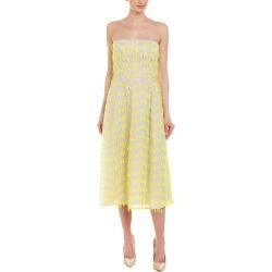 Carolina Herrera Silk-Blend A-Line Dress found on MODAPINS from Gilt City for USD $649.99