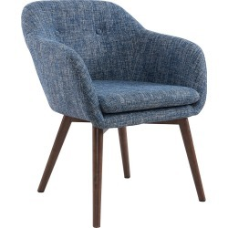 Worldwide Home Furnishings Minto Accent Chair