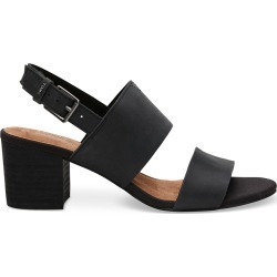 TOMS Poppy Leather Sandal found on Bargain Bro India from Gilt City for $35.99