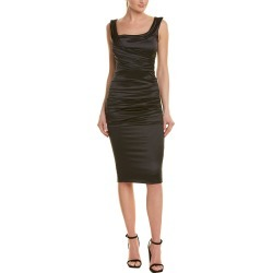 Dolce & Gabbana Ruched Silk-Blend Sheath Dress found on Bargain Bro Philippines from Gilt for $1319.99