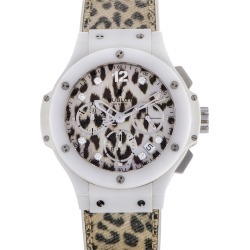 Hublot Women's Big Bang 38Mm/ 39Mm Jeweled Diamond Watch found on MODAPINS from Gilt for USD $9999.00