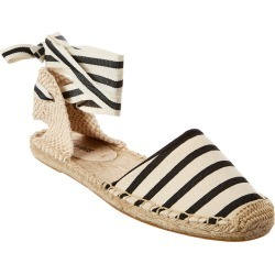 Soludos Classic Stripe Espadrille found on Bargain Bro India from Gilt for $39.99