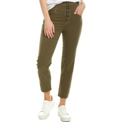 Joie Laurelle Fatigue High-Rise Crop found on Bargain Bro India from Gilt City for $69.99