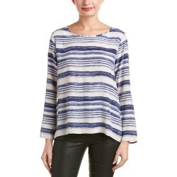 Joie Torsten Silk Top found on Bargain Bro India from Gilt for $85.99