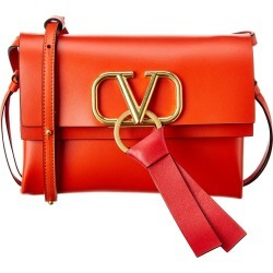Valentino V-Ring Leather Crossbody found on Bargain Bro Philippines from Gilt for $1699.99