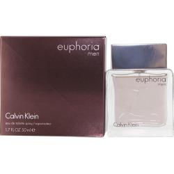 Calvin Klein 1.7oz Euphoria Men Eau De Toilette Spray found on Bargain Bro India from Gilt for $49.99