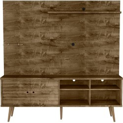 Manhattan Comfort Liberty Freestanding Entertainment Center