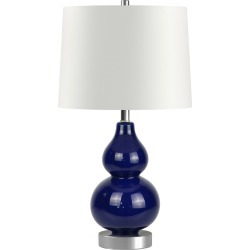 Abraham + Ivy Katrina Petite 21.25in Table Lamp found on Bargain Bro Philippines from Ruelala for $69.99
