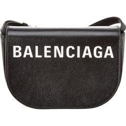 Balenciaga Ville XS Day Leather Camera Bag